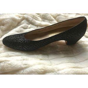 Vintage Ferragamo heels